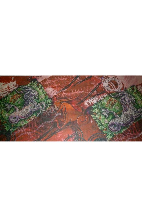 Alternate Image 4  - Shawlux 'Capricorn' Cashmere & Silk Scarf