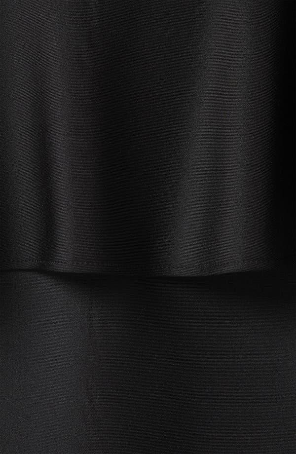Alternate Image 3  - Topshop Peplum Dress (Petite)