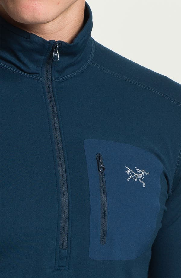 Alternate Image 3  - Arc'teryx Half Zip Pullover (Online Only)