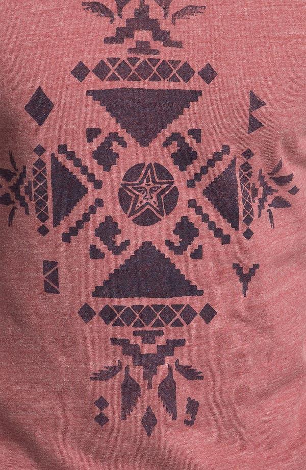 Alternate Image 3  - Obey 'Desert Star' Graphic Crewneck Sweatshirt