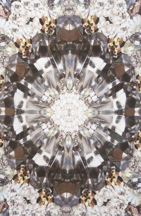 Alternate Image 3  - Topshop Jewel Digital Print Tee