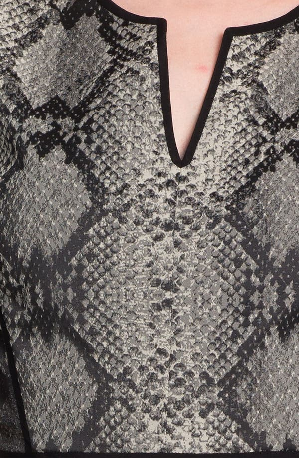 Alternate Image 3  - Rebecca Taylor Print Sheath Dress