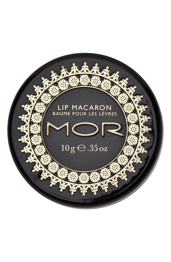 Alternate Image 1 Selected - MOR 'Cassis Noir' Lip Macaron