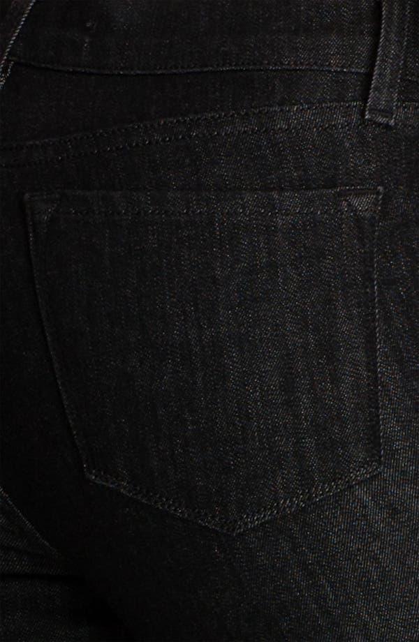 Alternate Image 3  - J Brand 'Rowan' Stripe Skinny Jeans (Tux)
