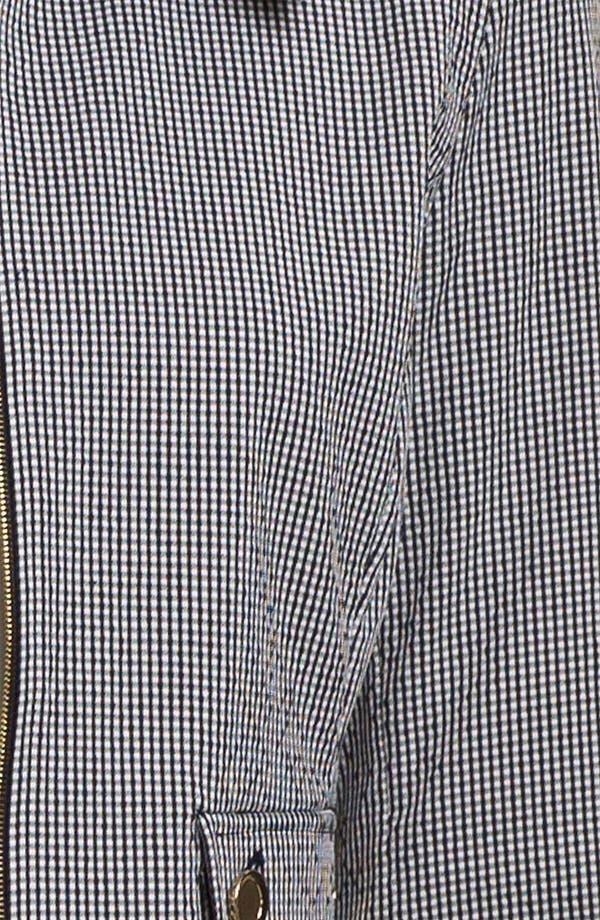 Alternate Image 5  - St. John Yellow Label Vichy Check Jacket