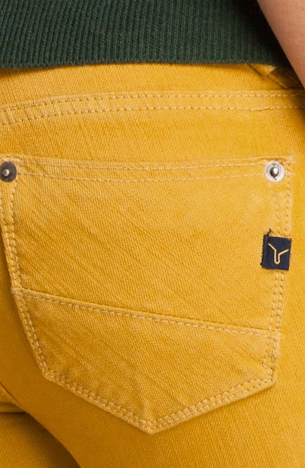 Alternate Image 3  - Vigoss Skinny Jeans (Juniors)