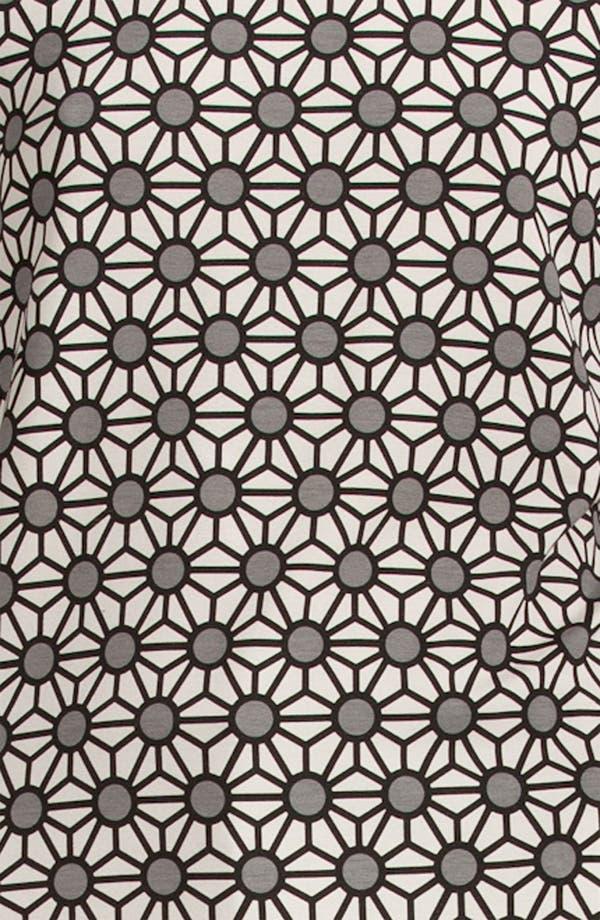 Alternate Image 3  - Jil Sander Navy Geometric Print Jersey Tee