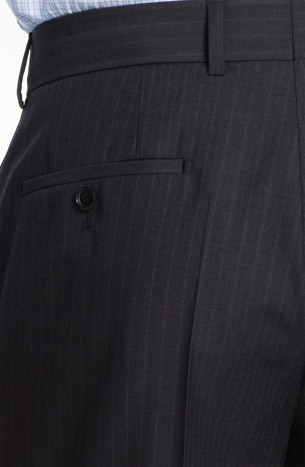 Alternate Image 6  - BOSS Black 'Pasini/Movie' Stripe Suit