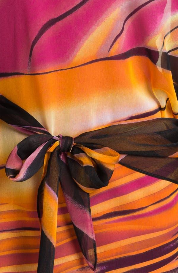 Alternate Image 3  - Abi Ferrin 'Nicola' Convertible Chiffon Dress