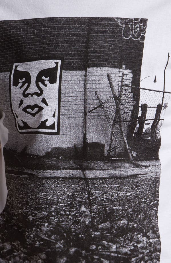 Alternate Image 3  - Obey 'Pittsburgh Photo' Graphic T-Shirt