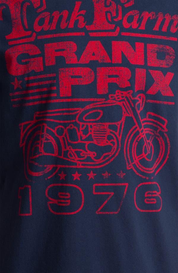 Alternate Image 3  - Tankfarm 'Grand Prix' Graphic T-Shirt
