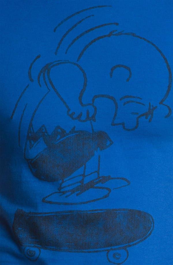 Alternate Image 3  - Topless 'Charlie Kick Flip' T-Shirt