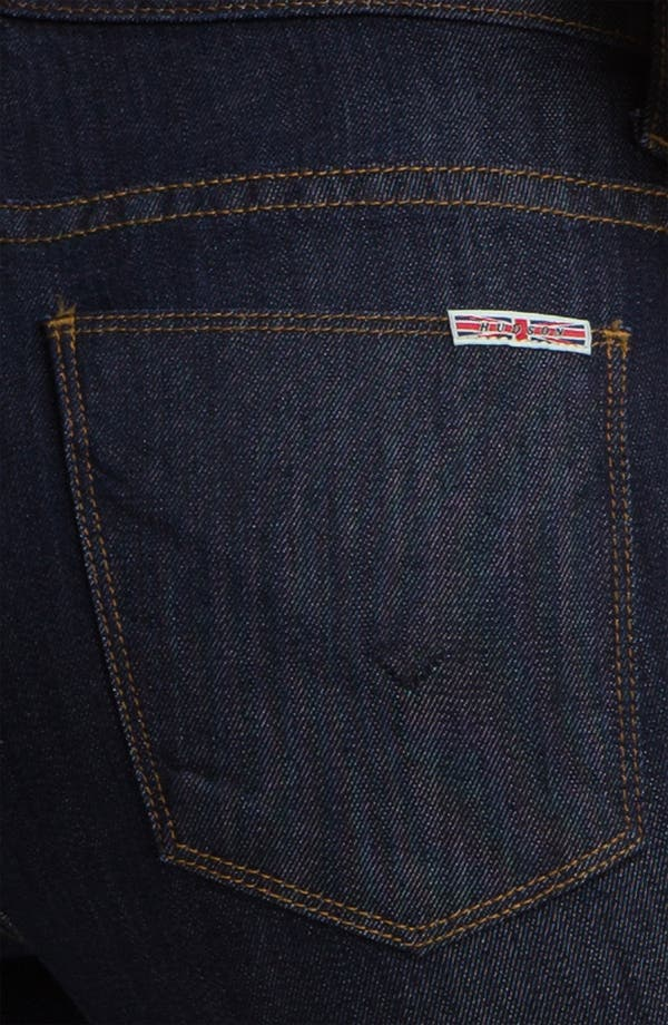 Alternate Image 3  - Hudson Jeans 'Tilda' Straight Leg Stretch Jeans (Finch)
