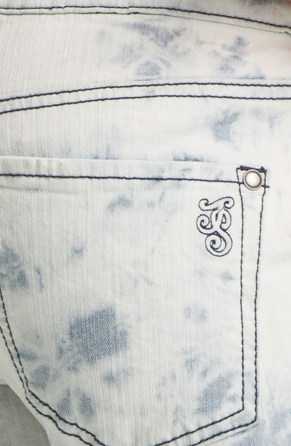 Alternate Image 3  - Jessica Simpson Ankle Jeans (Marble Madness)