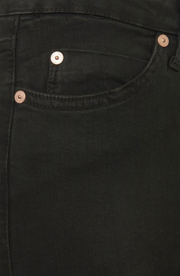 Alternate Image 3  - Topshop Moto 'Jamie' High Waist Skinny Jeans