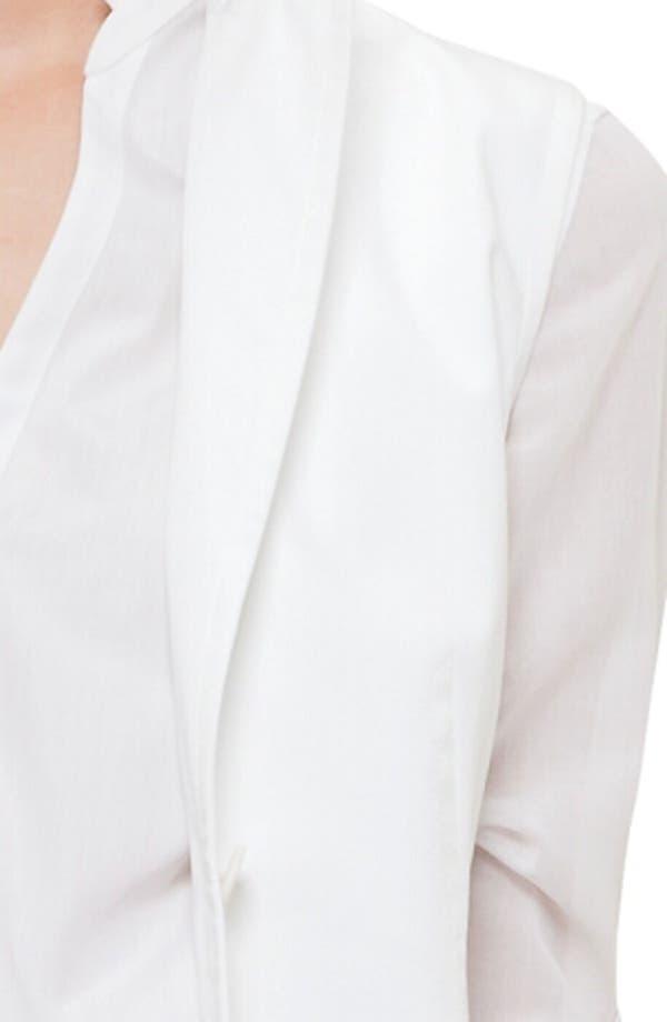 Alternate Image 5  - Akris punto Lace Back Vest