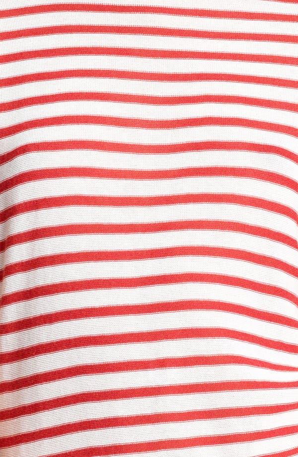 Alternate Image 3  - Armani Collezioni Stripe Knit Top