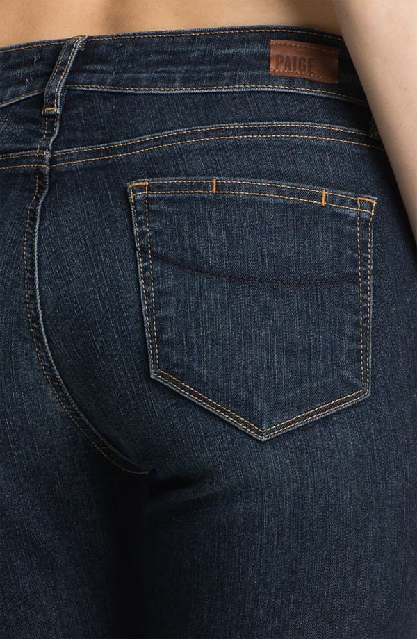 Alternate Image 3  - Paige Denim 'Kylie' Crop Skinny Jeans (Sedona)