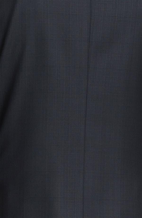 Alternate Image 6  - Joseph Abboud Trim Fit Three Piece Suit