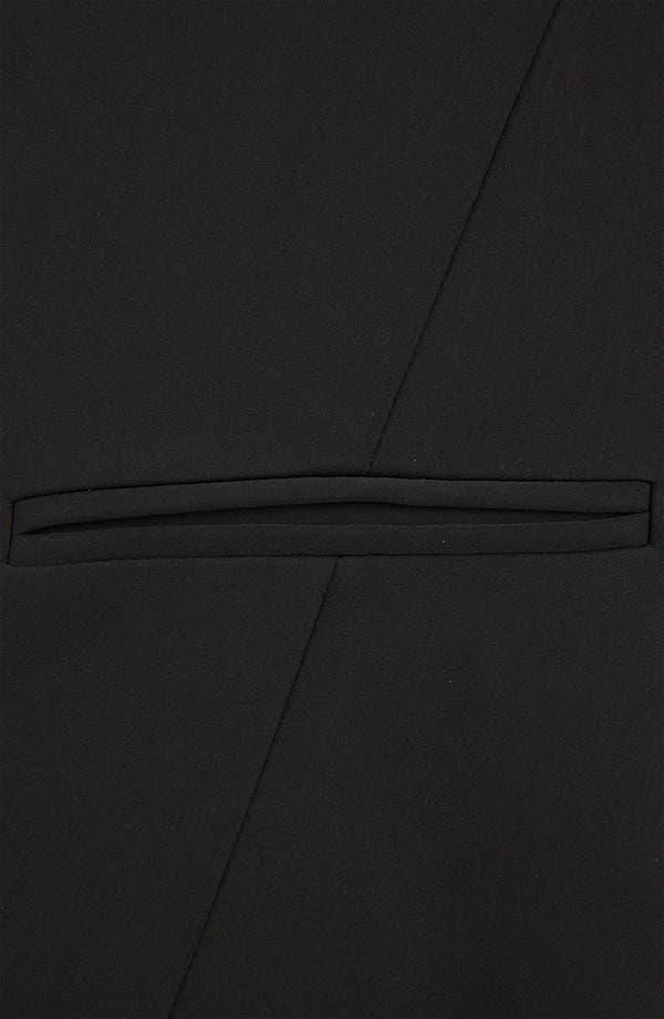 Alternate Image 3  - Topshop Angled Blazer