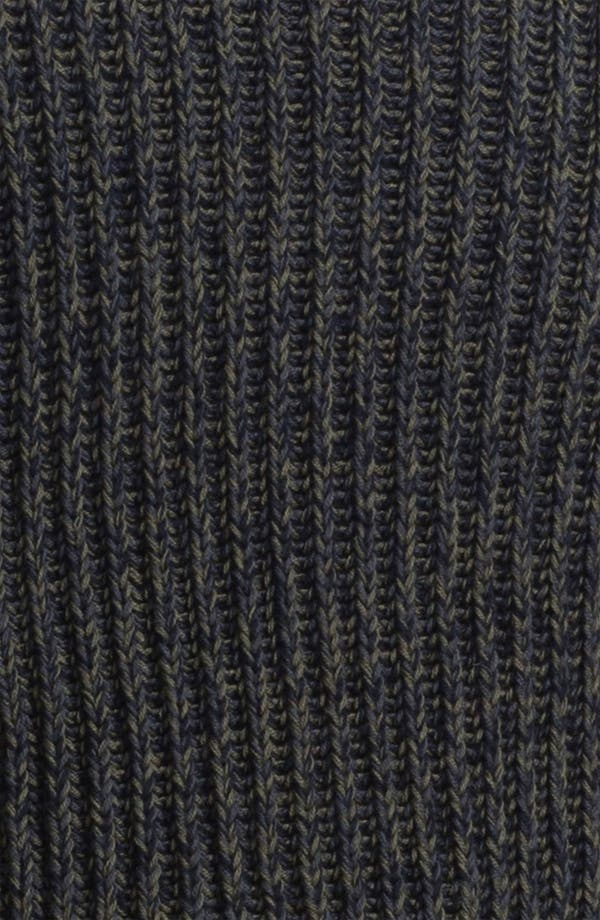 Alternate Image 3  - Topman Military Crewneck Sweater