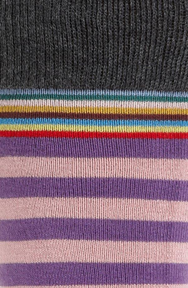Alternate Image 2  - Paul Smith Accessories Multi Stripe Socks