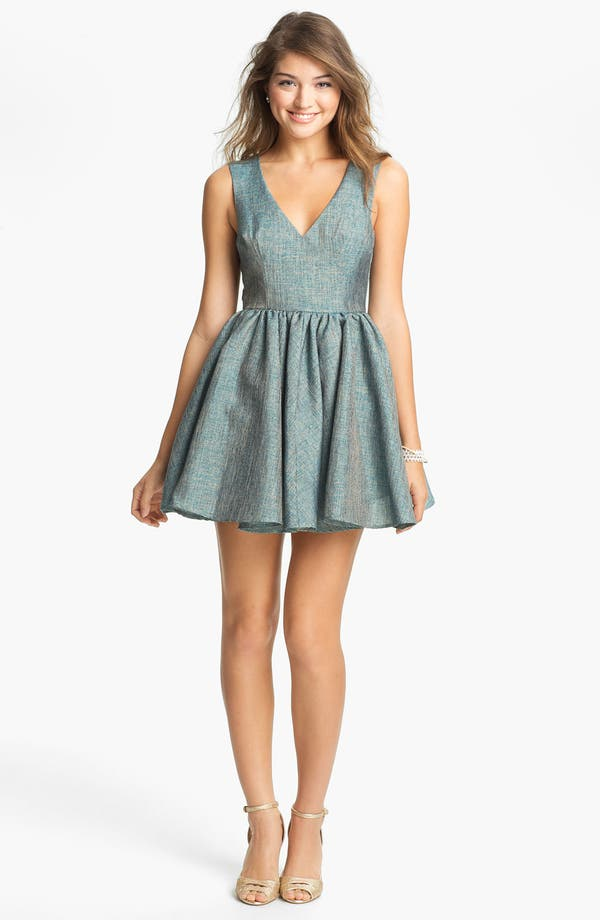 Alternate Image 1 Selected - Keepsake the Label 'Jane' Fit & Flare Dress