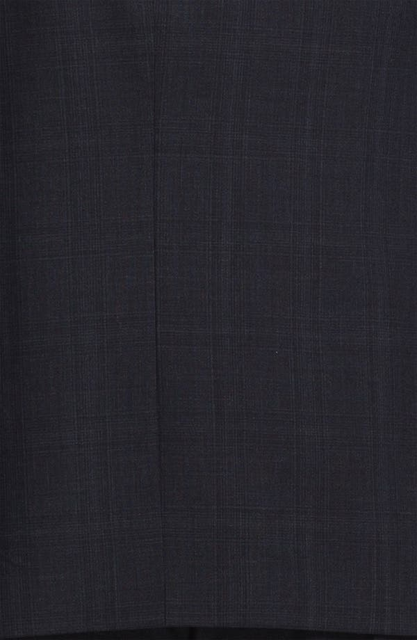 Alternate Image 6  - John Varvatos Star USA 'Irving' Trim Fit Three Piece Suit