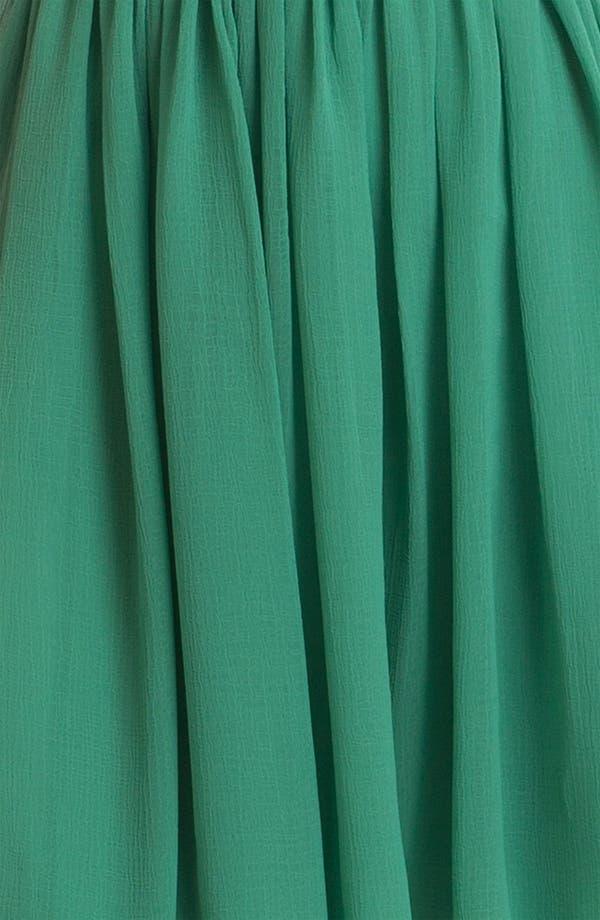 Alternate Image 3  - BB Dakota 'Edie' Spaghetti Strap Chiffon Dress