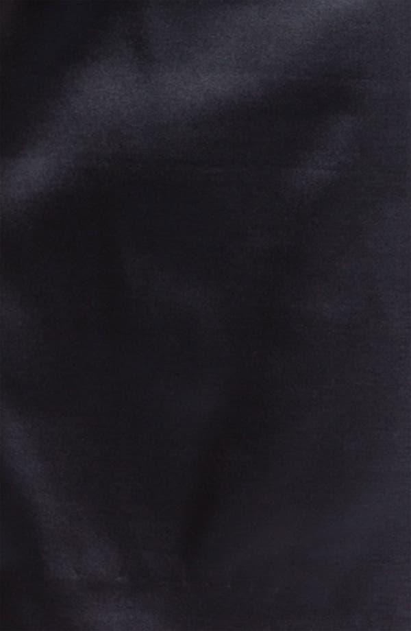 Alternate Image 3  - Adrianna Papell Stretch Charmeuse Pencil Skirt (Petite)