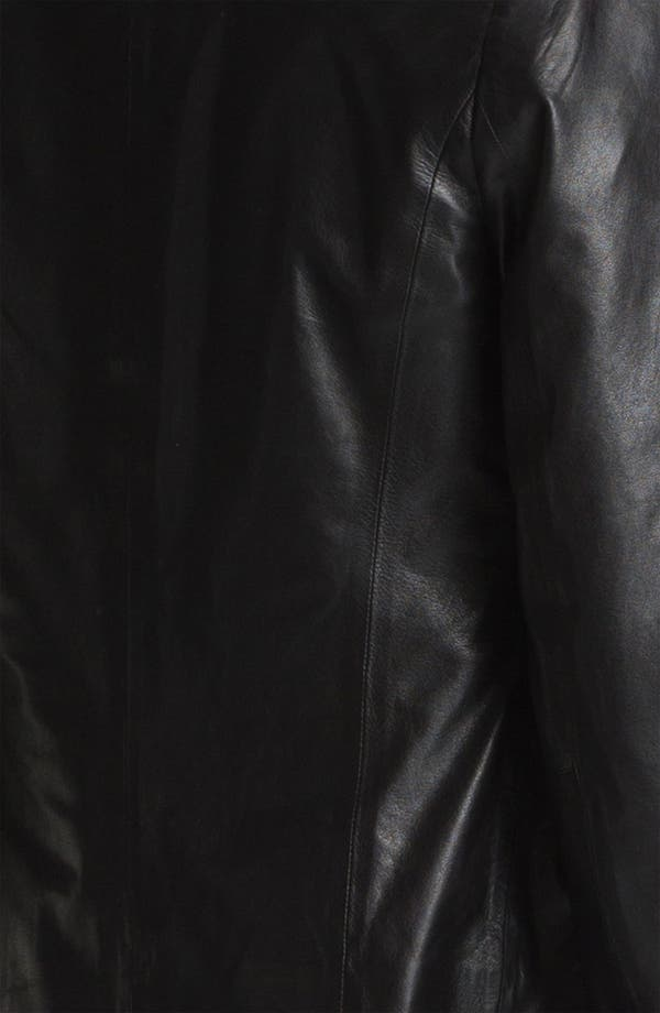 Alternate Image 3  - Vince Leather Blazer