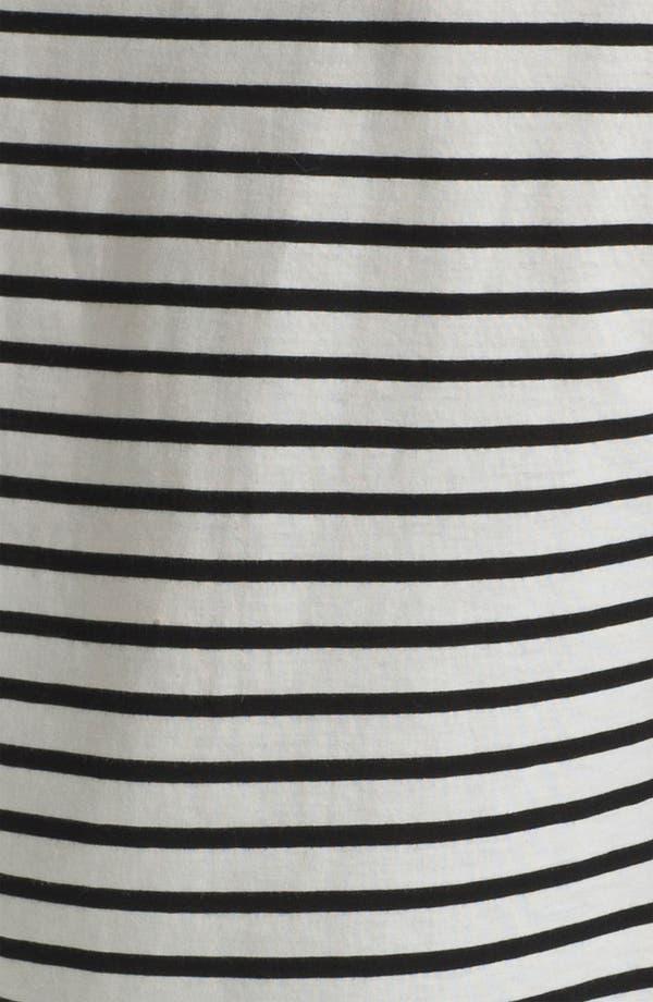 Alternate Image 3  - Trina Turk Stripe Jersey Top