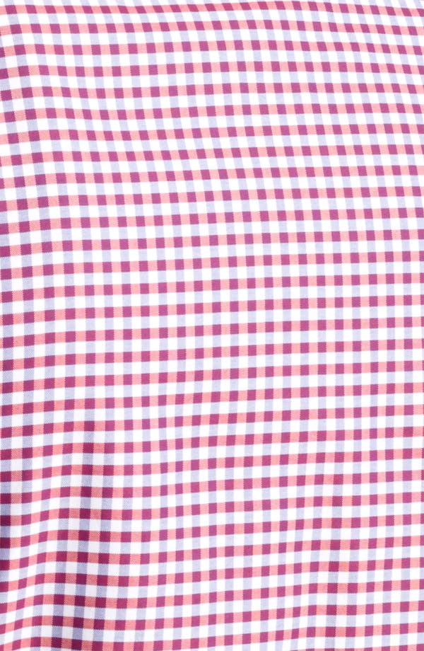 Alternate Image 3  - Paul Smith London Multi Gingham Shirt