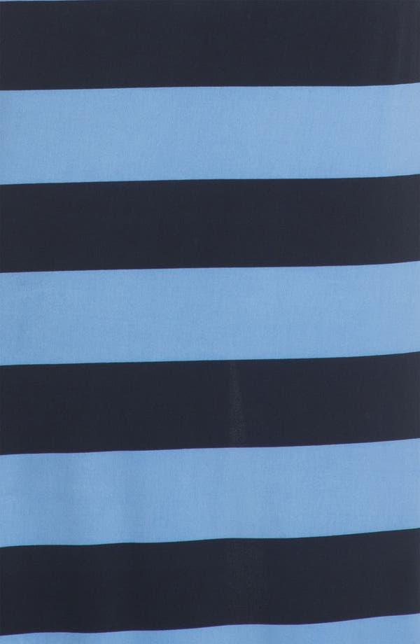 Alternate Image 3  - Donna Morgan Sleeveless Stripe Maxi Dress