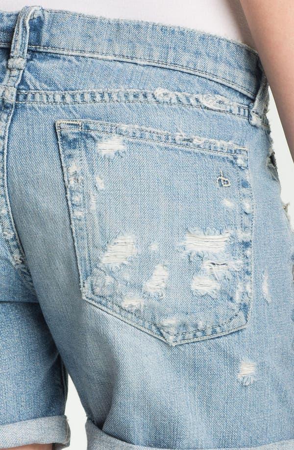 Alternate Image 5  - rag & bone/JEAN 'The Boyfriend' Shorts