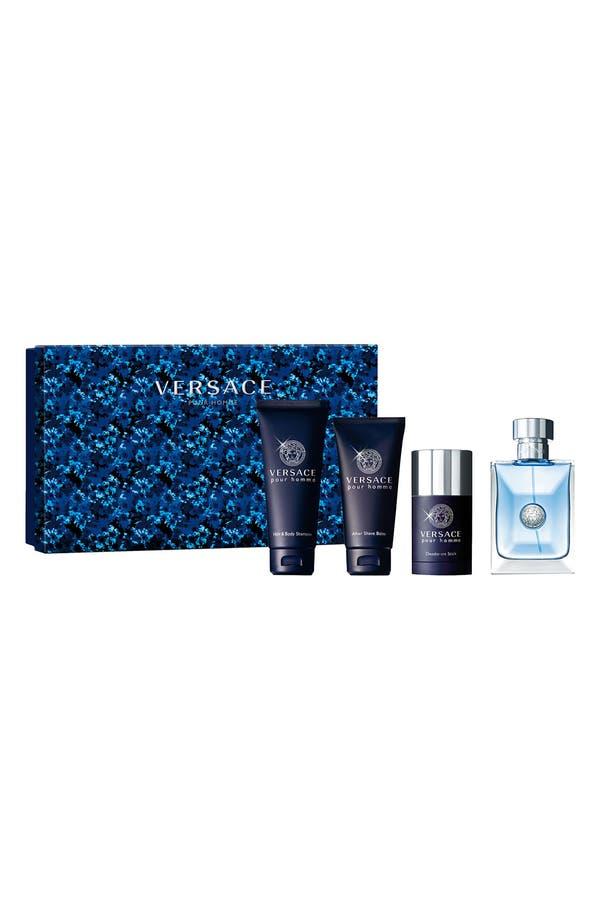 Main Image - Versace pour Homme Gift Set