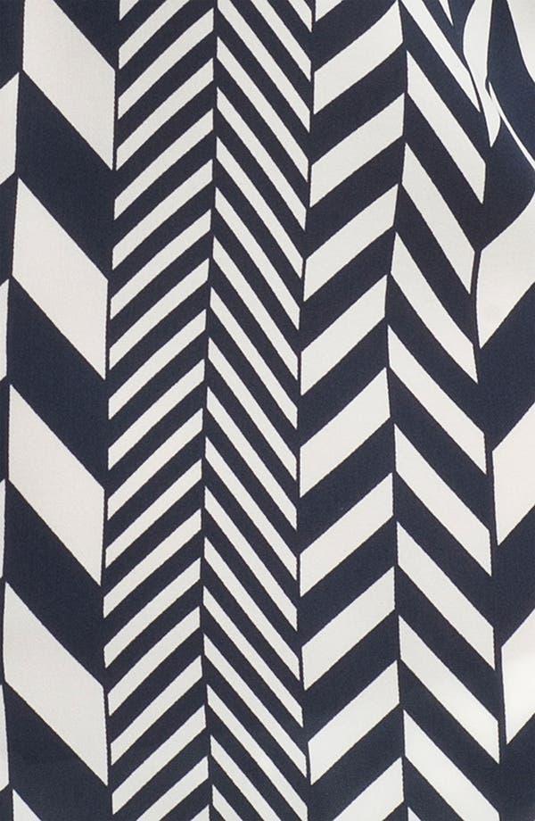 Alternate Image 3  - MICHAEL Michael Kors 'League Stripe' Shirt (Regular & Petite)