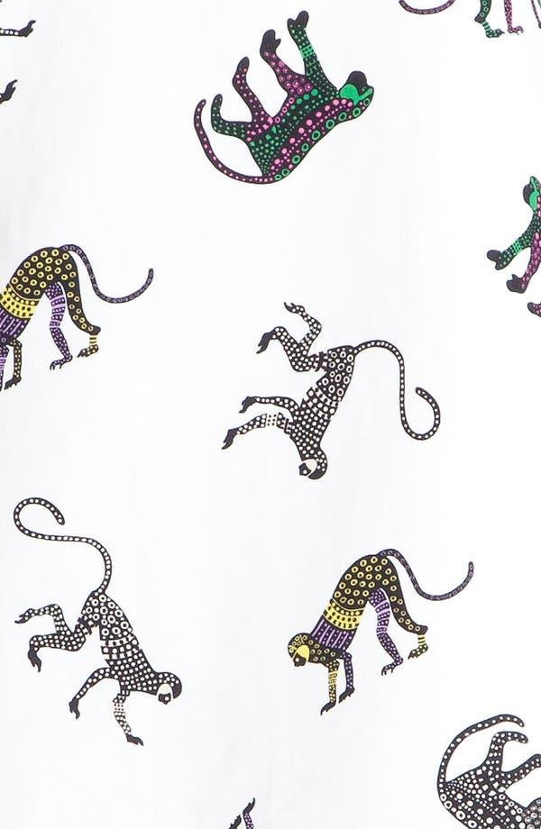 Alternate Image 3  - MSGM Monkey Print Dress