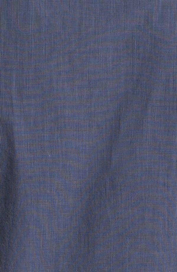 Alternate Image 3  - Armani Collezioni Check Sport Shirt