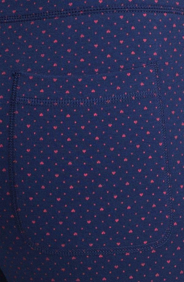 Alternate Image 3  - Jane & Bleecker Crop Rib Knit Pants