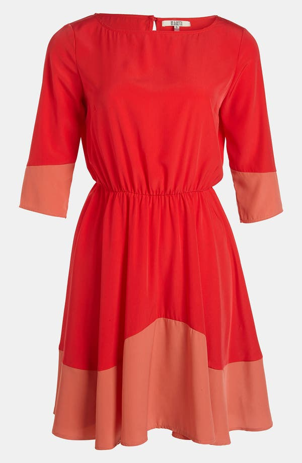 Alternate Image 1 Selected - BB Dakota Colorblock Dress