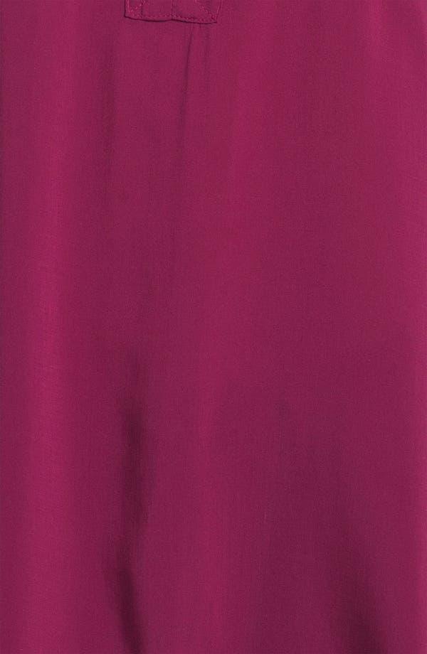 Alternate Image 3  - MOD.lusive Mixed Media Sleeveless Shirt