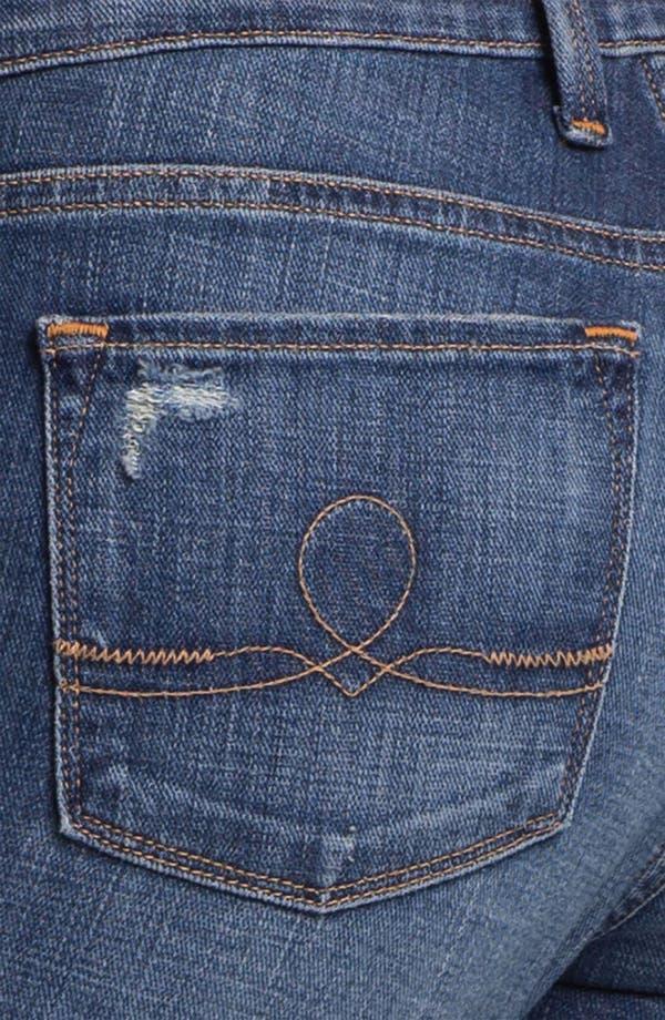 Alternate Image 3  - Lucky Brand Boyfriend Jeans (Chloe)