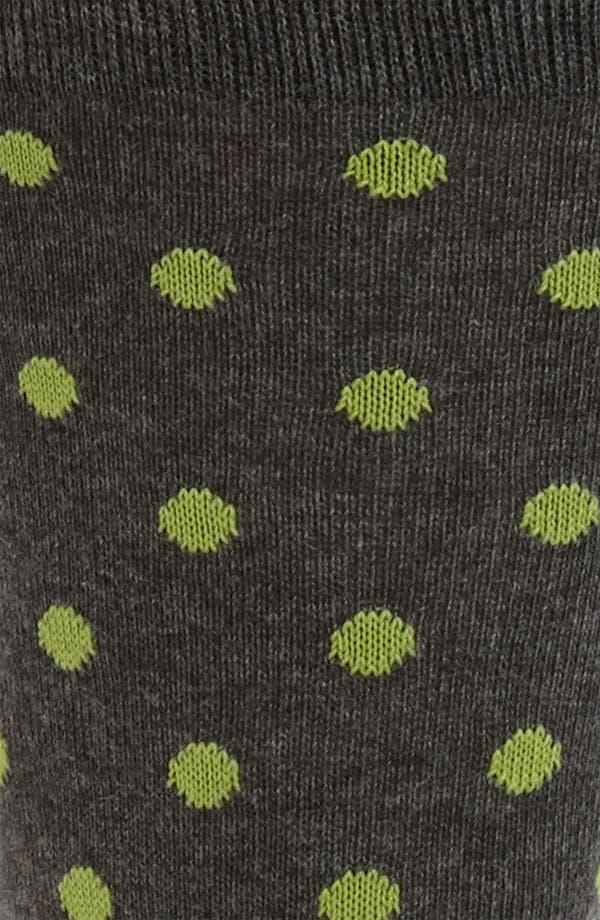 Alternate Image 2  - Lorenzo Uomo Dot Socks