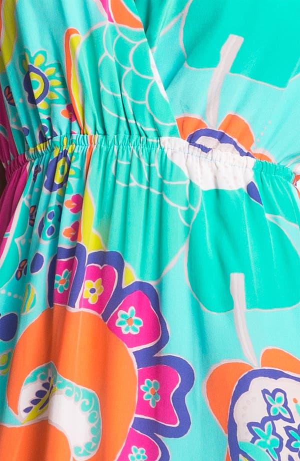 Alternate Image 3  - Trina Turk 'Amrita' Silk Maxi Dress