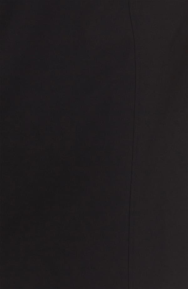 Alternate Image 3  - Sejour 'Ela' Pencil Skirt (Plus Size)