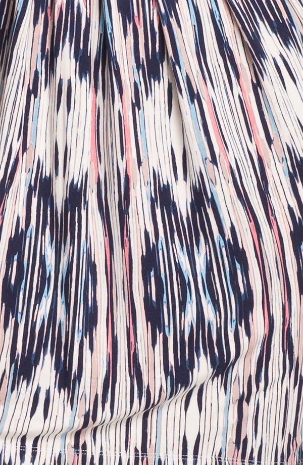 Alternate Image 3  - Tart 'Reese' Print V-Neck Dress