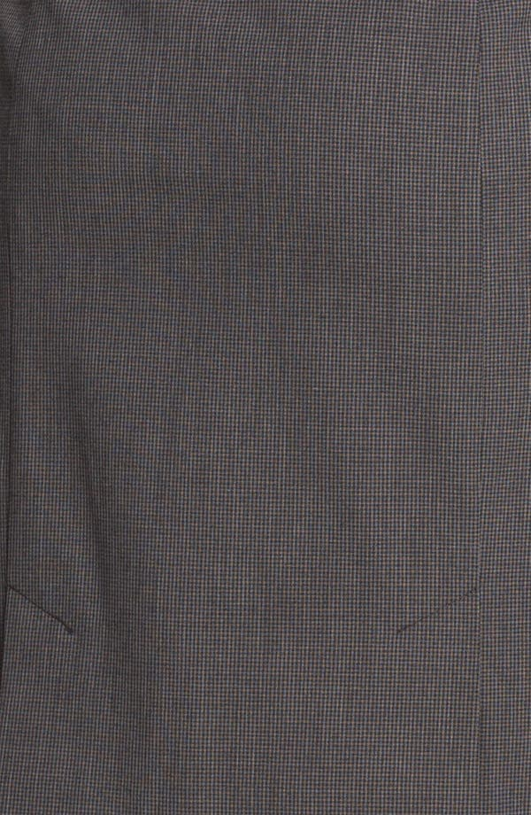 Alternate Image 3  - Halogen® Mini Check Skirt