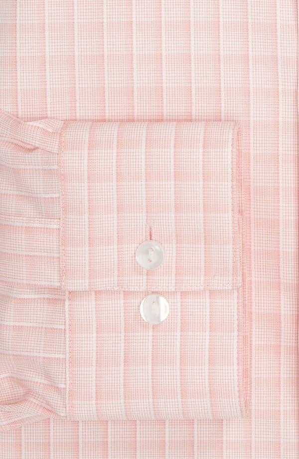 Alternate Image 2  - Calvin Klein 'Montecarlo Check' Slim Fit Dress Shirt