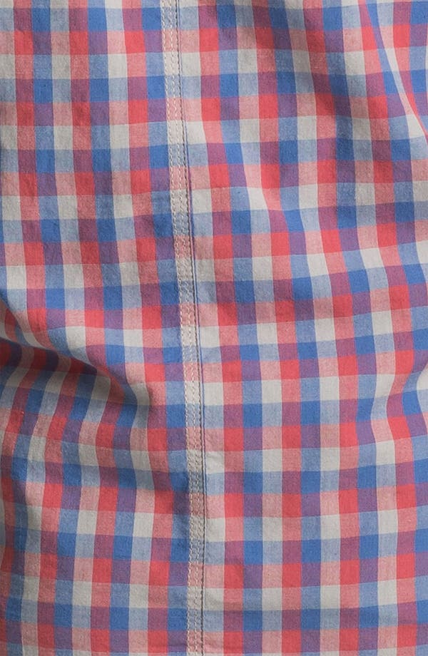 Alternate Image 3  - French Connection Slim Fit Sport Shirt (Online Only)